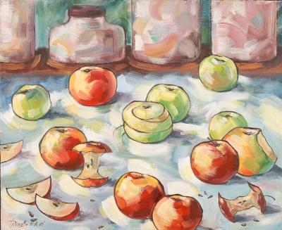 Жизнь яблок