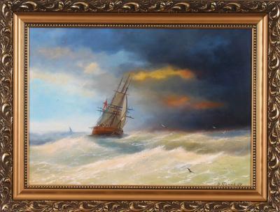 Marine landscape_3