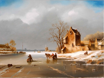 Dutch landscape_15