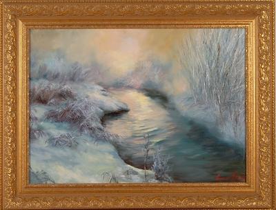 Крещенская речка
